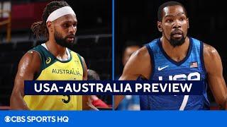 Tokyo Olympics: USA Basketball vs Australia Semifinals Betting Preview