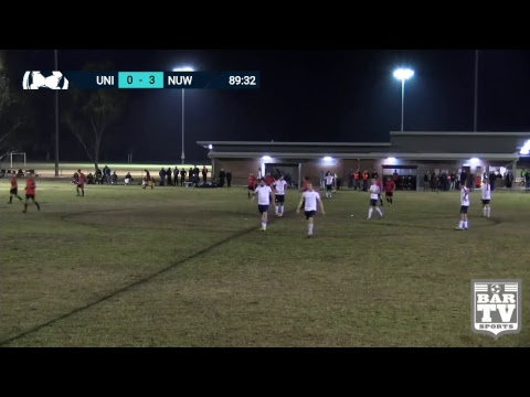 2017 Friday Night A Grade Grand Final - Newcastle University v Northern United Wolves