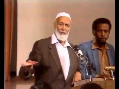 Ahmed Deedat | GRAND DEBAT | Jésus, Le Prophète Bien Aimé De L'Islam.