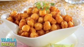 Chole (peshawari Chole) By Tarla Dalal