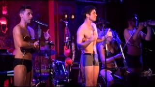 The Skivvies and Matt Doyle - Breakup Songs Medley
