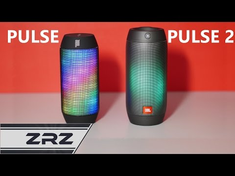 JBL PULSE VS PULSE 2, A PULSE 2 Review - ZRZ - YouTube