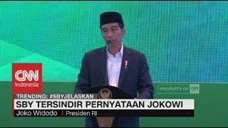 SBY Tersindir Pidato Jokowi, #SBYJelaskan Ramai di Dunia Maya