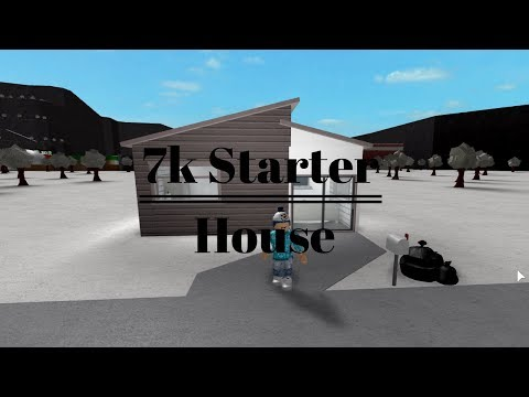 ROBLOX | Welcome To Bloxburg: 7k Starter House