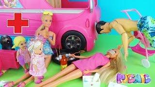 Мультик с куклами Спасение малышки Видео с игрушками для девочек Мультфильм для детей Play Doll Baby