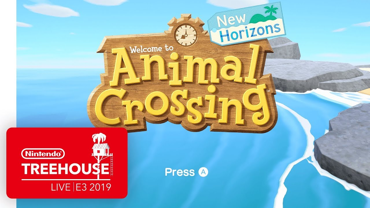 Animal Crossing New Horizons Release Date, Gameplay, Trailer