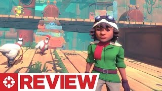 Wayward Sky Review (Video Game Video Review)