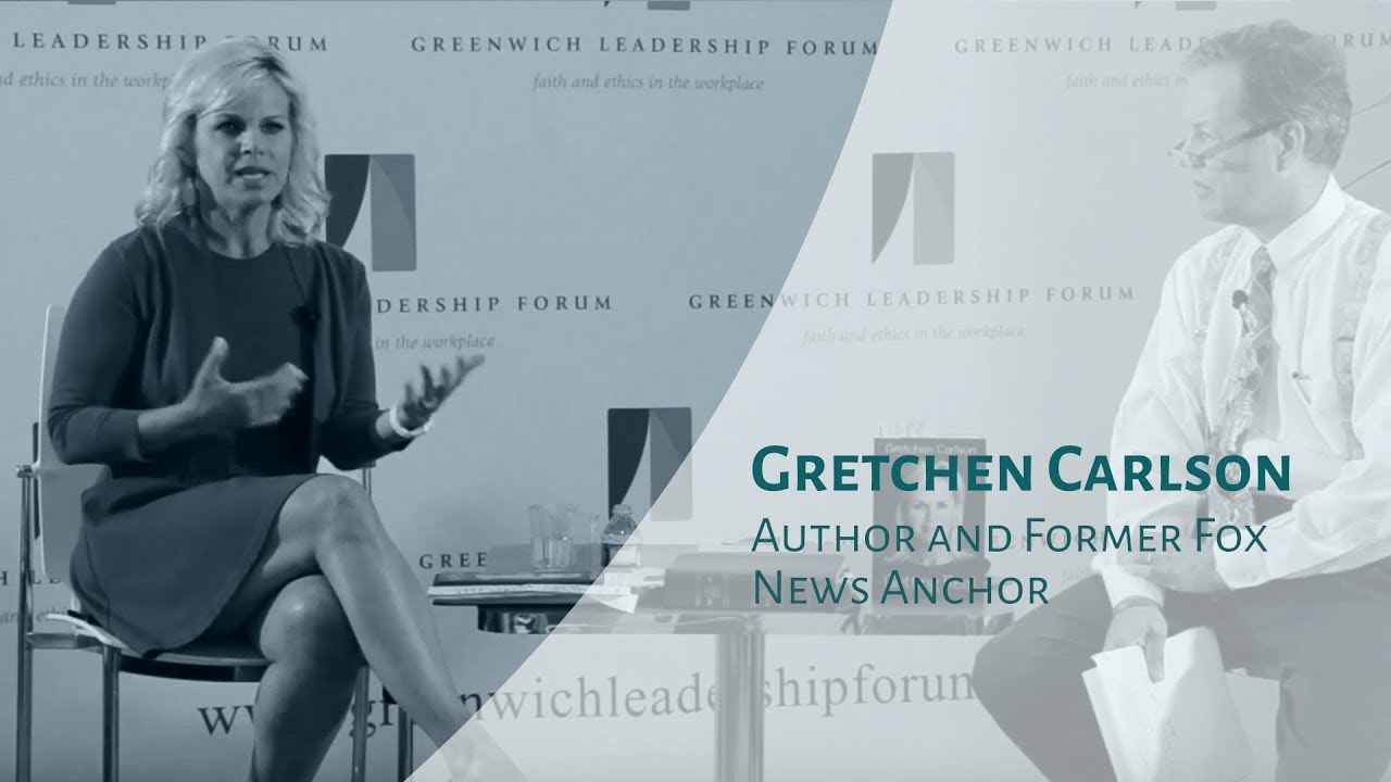Gretchen Carlson GLF Interview | Full Length - YouTube