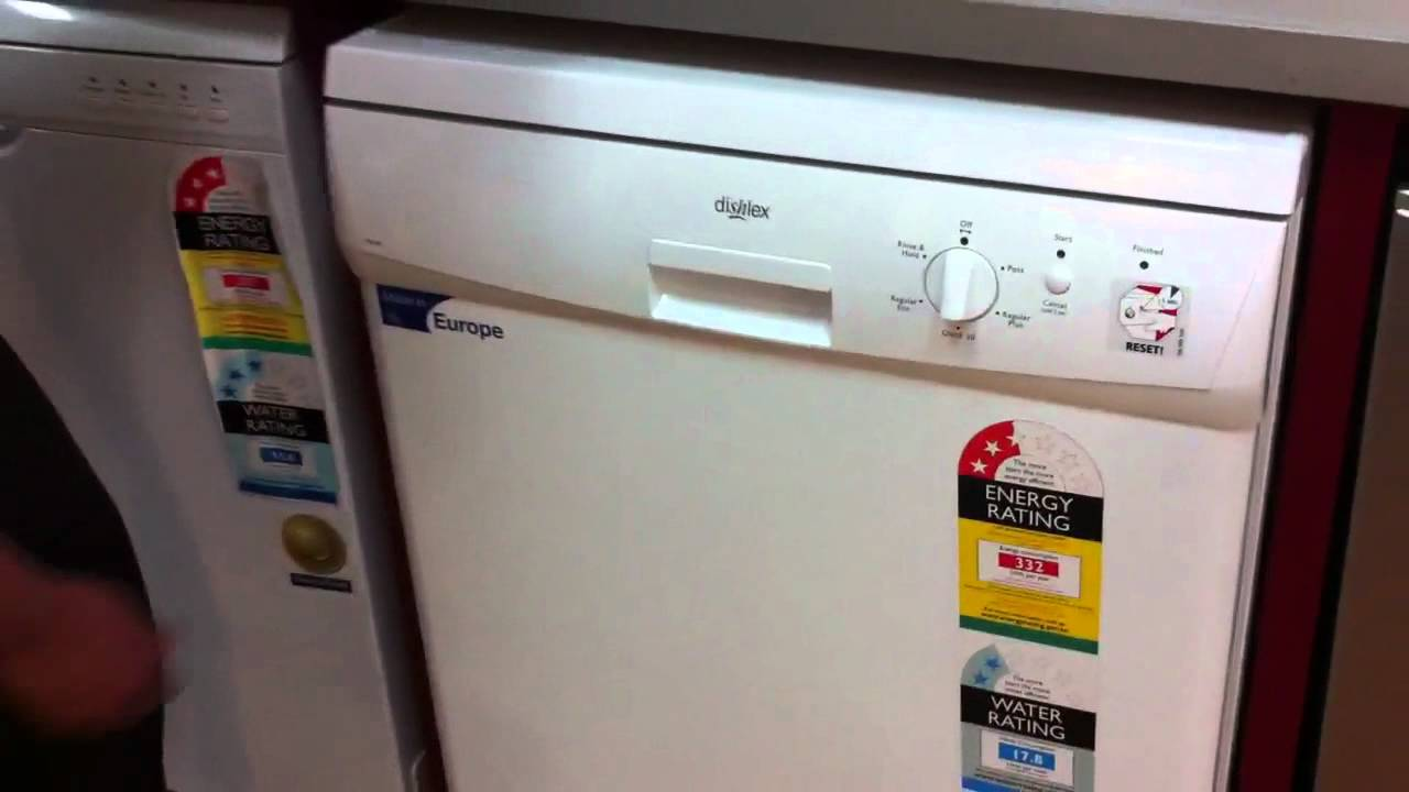 dishlex freestanding dishwasher dx103wk youtube rh youtube com