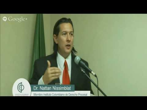 Foros ICDP - Dr. Nattan Nisimblat Murillo