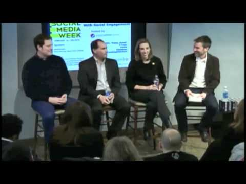 Branding The Future with Social Engagement (Social Media Week NY)