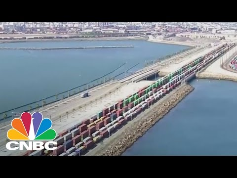 Why Is Cargo So Backed Up at LA Port? | CNBC