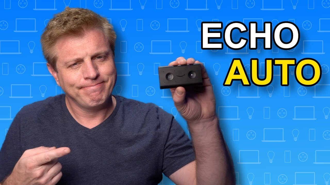 Amazon Echo Auto - Good, Not Great