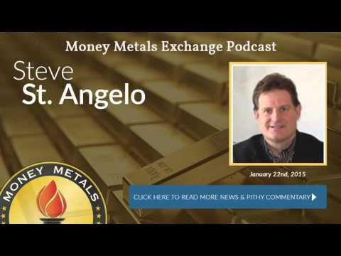 Steven St. Angelo Interview | Negative Interest Rates, QE4 Likely in 2016 Market Crash