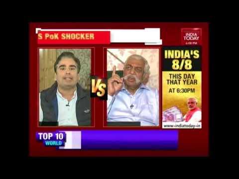 Farooq Abdullah's PoK Shocker