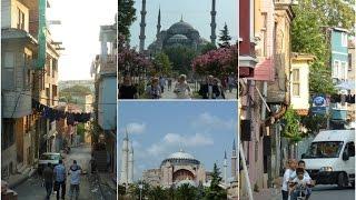 Voyage à Istanbul découverte des quartiers touristiques aux petits quartiers, Turquie