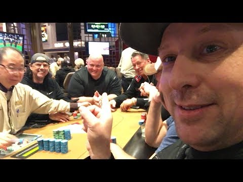 This Could Have Been The Best Poker Game In Las Vegas!