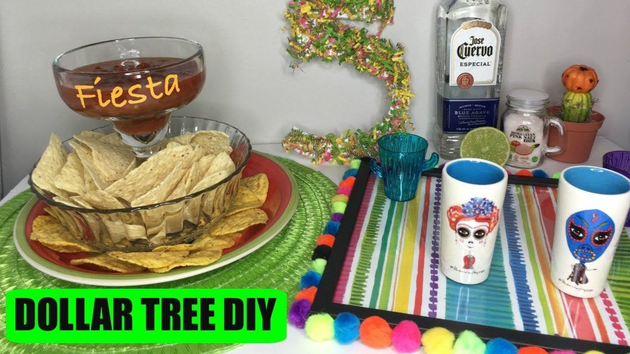 DOLLAR TREE DIY PARTY IDEAS