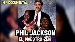 Phil Jackson - Su Historia NBA | Mini Documental NBA