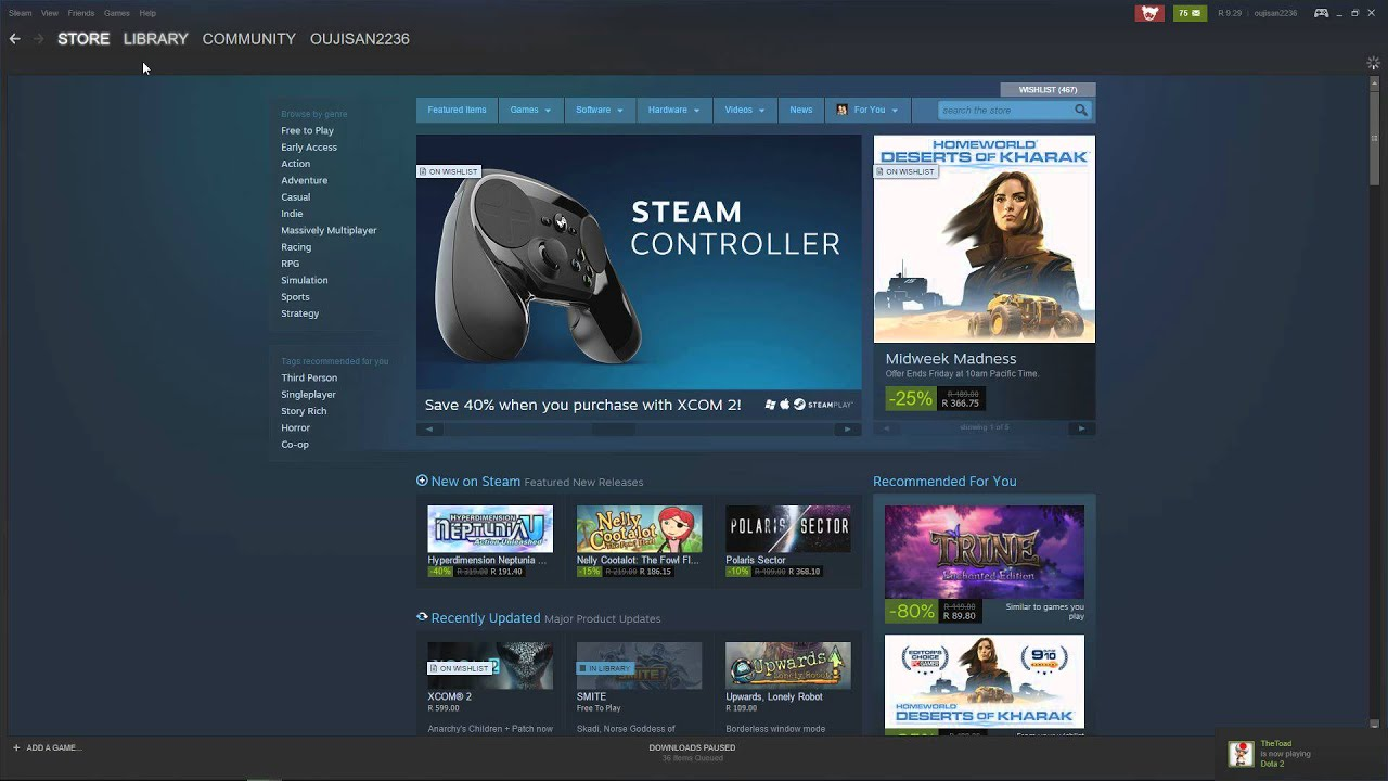 What is steam 81
