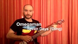 Watch Sting Omegaman video
