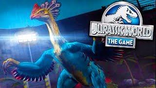 SEGNOSSAURO O GRANDE PÁSSARO! - Jurassic World - O Jogo - Ep 364