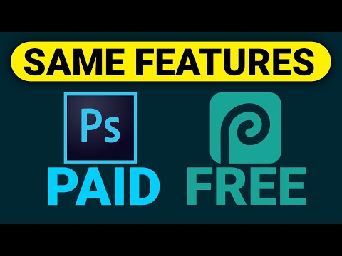Best Alternative Of Adobe Photoshop | 100% Free