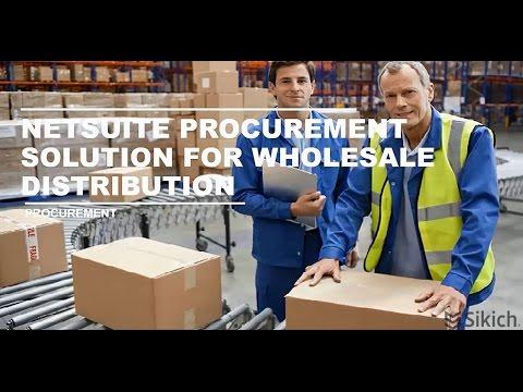 NetSuite Procurement Solution for Wholesale Distribution | Sikich LLP
