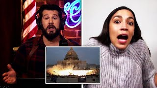 BREAKDOWN: Kooky AOC's Story Doesn't Add Up | Louder With Crowder