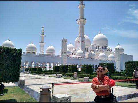 ABU DHABI TOUR BY T N SURESH KUMAR MAHAYATRI,THE GREAT INDIAN TRAVELLER