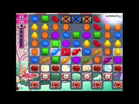 Candy Crush Saga - Combinación De Caramelos Envueltos