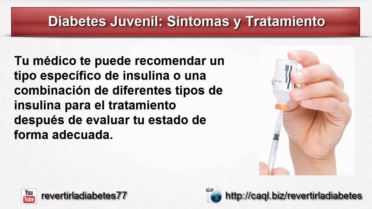 Diabetes Juvenil Sintomas y Tratamiento - Origen de la