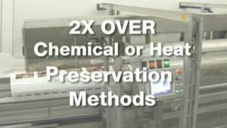 Avure Technologies High Pressure Processing (HPP) 2009 - english version