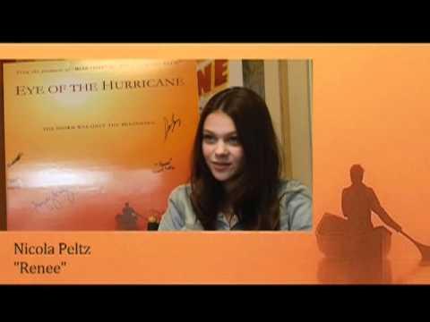 Eye Of The Hurricane Movie  Nicola Peltz and Melanie Lynskey