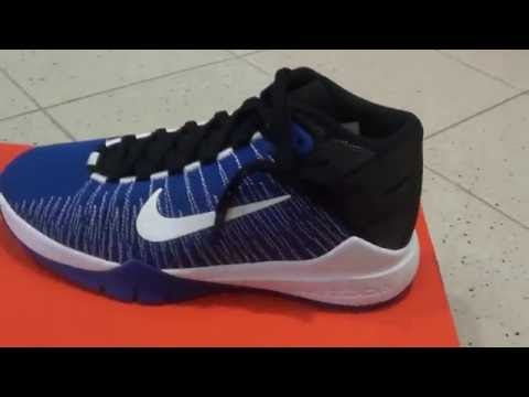 Nike Zoom Ascention (GS) - YouTube d69ffb4f7