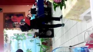 Красиво зачитал на свадьбе! Друг поздравляет на свадьбе. Поет