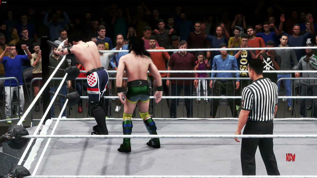 Download HCW VIRTUAL Maverick VS Kris Jokic a hcw fő ővért