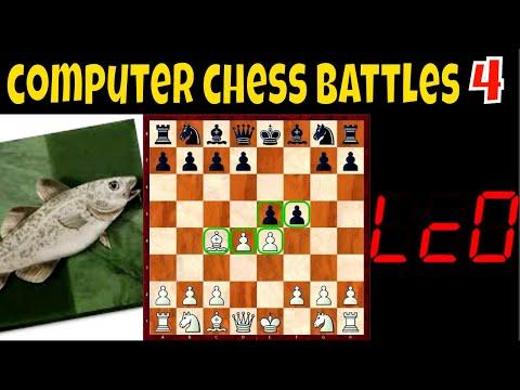 Umaapoy na atake ng Computer Chess Engines!!! || Stockfish vs. Leela Chess Zero || CCC || # 345