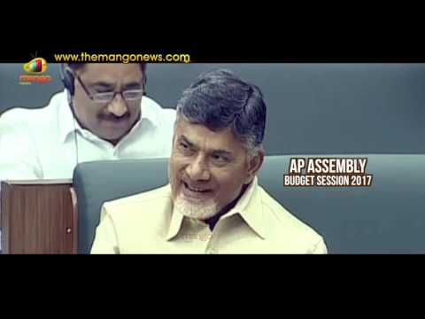 YS Jagan Speech In AP Assembly Budget Session 2017 | GDP Growth Rate | Mango News