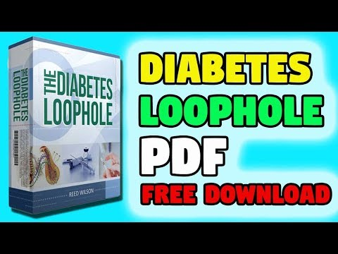 diabetes-loophole-pdf-instant-download-before-it-gone:-w/-digital-product-and-bonus-[reed-wilson]