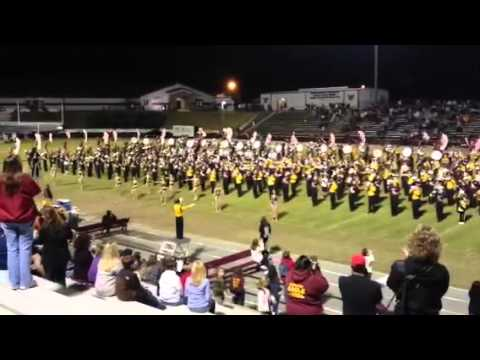 Niceville high school band fight song