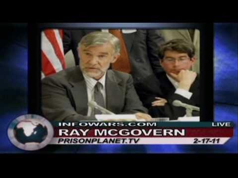 Hillary Clinton Security Brutally Beat Veteran Ray McGovern on Camera