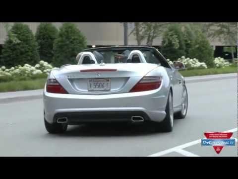 2012 Mercedes SLK350 Review