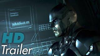 BATMAN: ARKHAM KNIGHT - Official Gameplay Trailer [HD]