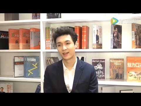(Eng Sub) 160518 小未星访谈 Xiao Wei Celebrity Interview 张艺兴 Zhang Yixing LAY