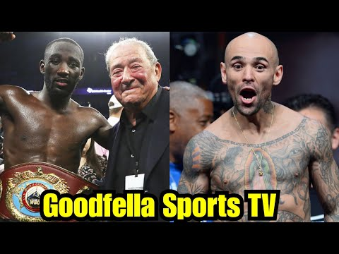 Terence Crawford vs Luis Collazo MSG March 23rd | Bob Arum & Al Haymon Make a Fight We Don't Want!!!
