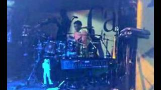 Dennis Rollins & Four Kornerz drummer - amazing 3min solo!