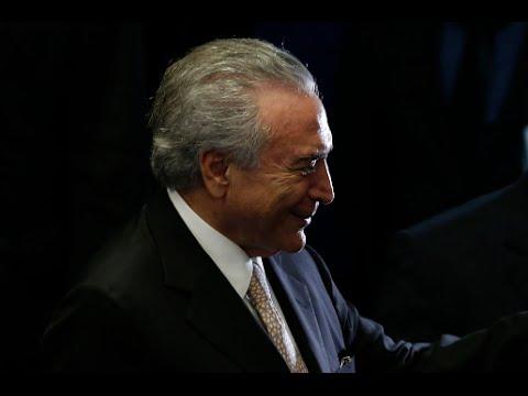 Brazil's New President Presents Neoliberal Economic Plan