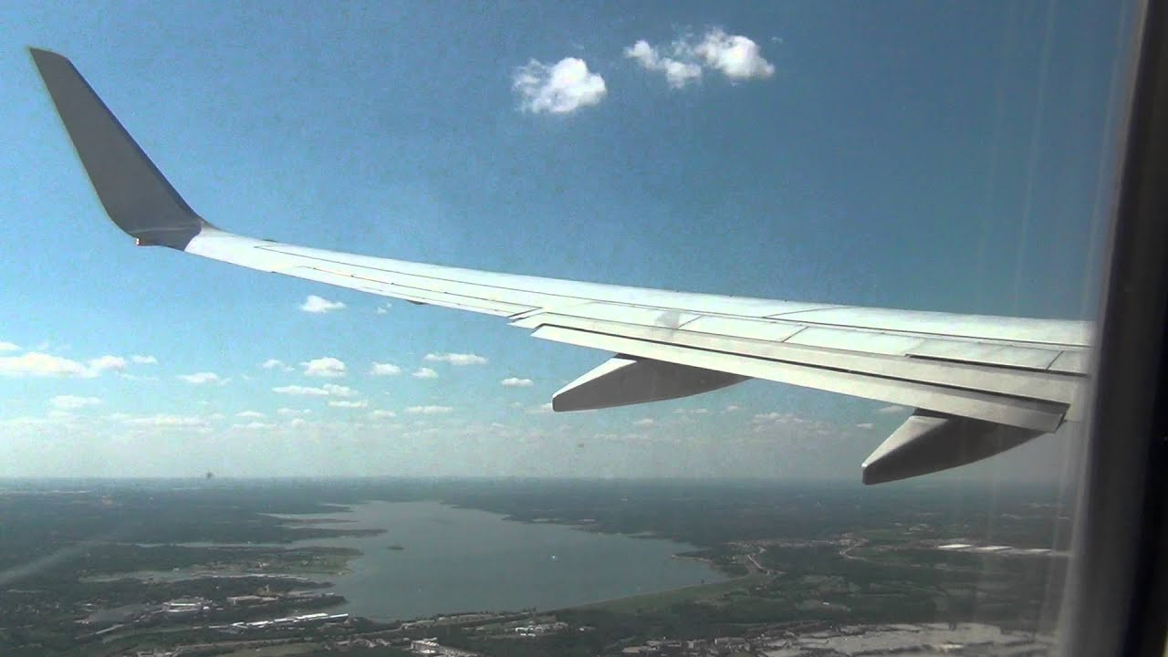 [Onboard] American Airlines 737-800 Takeoff | Dallas Fort Worth