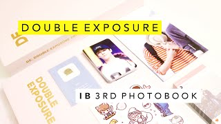 "Iridescent Boy 3rd Photobook ""Double Exposure"""